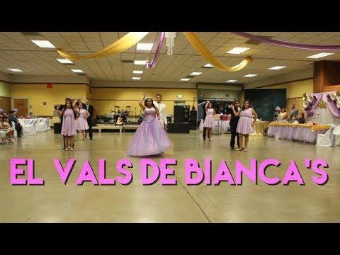 Bianca's Vals 2018 !