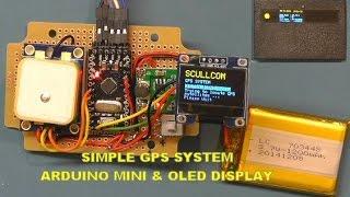 видео Arduino Проект 33:  Модуль GPS. Принцип работы, подключение, примеры