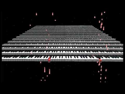 エレクトリカルパレード~Baroque Hoedown~(ピアノソロ演奏)