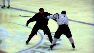 McKee vs Lauwers (Lincoln Stars Tryouts 2011)