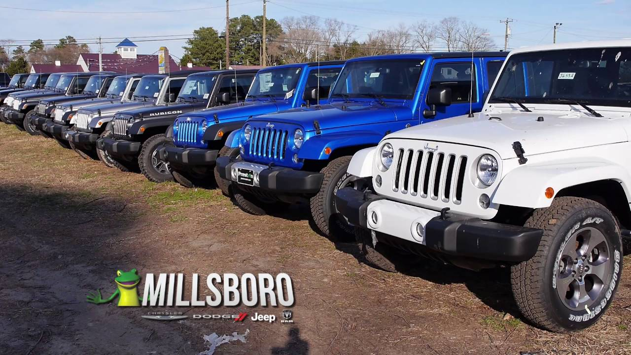 Millsboro CDJR Why Buy At Your Local Chrysler Dodge Jeep Ram - The nearest chrysler dealership