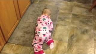 Peg Leg Crawl