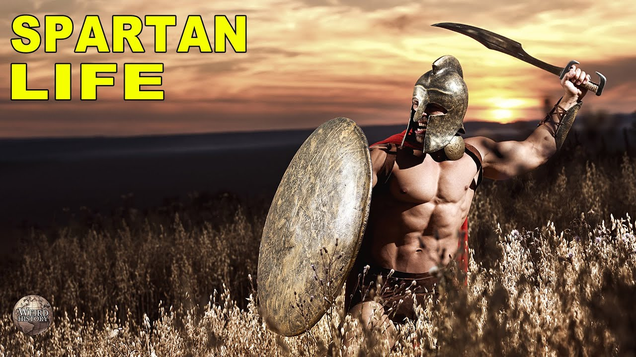 Download What Life Was Really Like for the Average Spartan