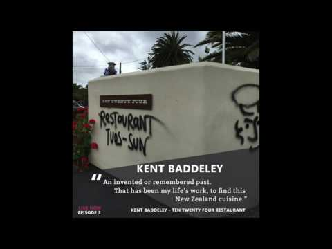 Kent Baddeley - Ten Twenty Four -  EPISODE 3