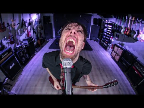 BEARDO - American Idiot (metal cover by Leo Moracchioli)