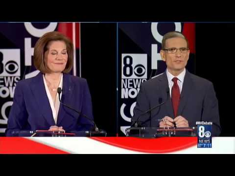 Nevada U.S. Senate Debate