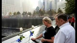 Remembering 911   Memorial services mark 12th anniversary of attacks