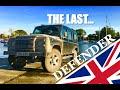 The Last Land Rover Defender - Inside Lane