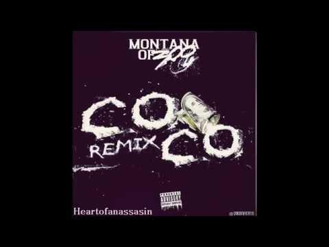 Montana Of 300 - '' Coco '' Remix @montanaof300