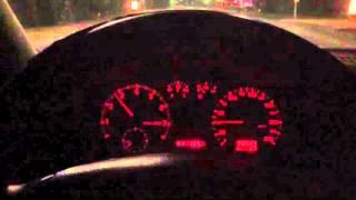 Audi A4 1.8T AEB problem