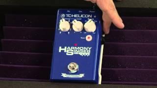 TC Helicon Pedals - Paul Riario Vocal Demo