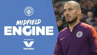DAVID SILVA | MIDFIELD ENGINE