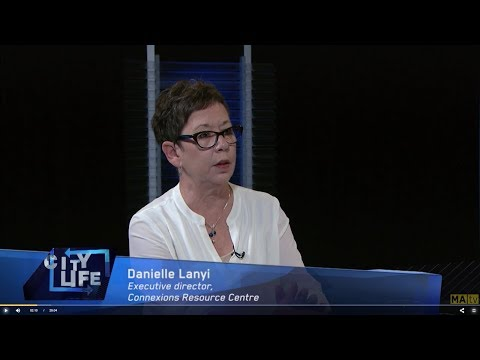 City Life Interview Of Danielle Lanyi, Executive Director of Connexions