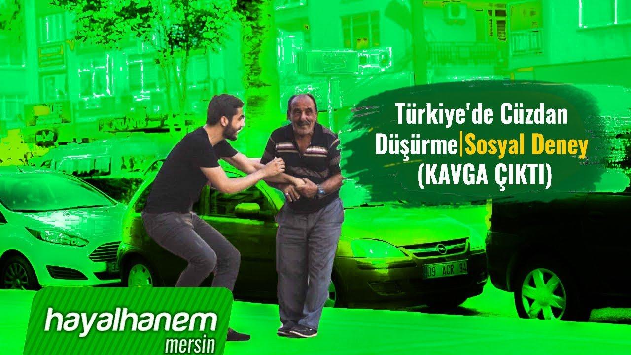 Türkiye'de Cüzdan Düşürme│Sosyal Deney