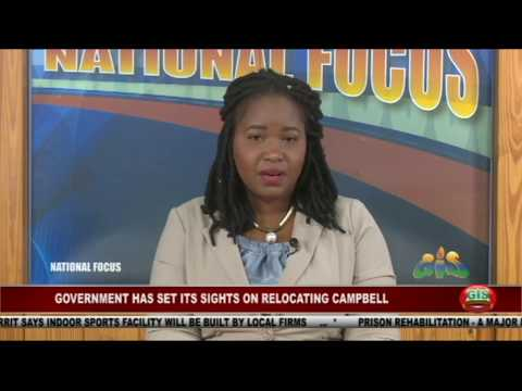GIS Dominica National Focus for May 30, 2017