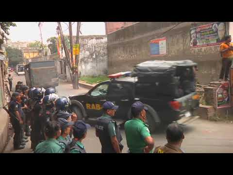 Bangladesh: 19 sentenced to death for political rally attack