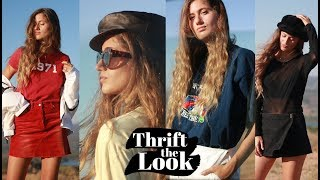Fall Trends of 2017 | Thrift The Look Ep.5