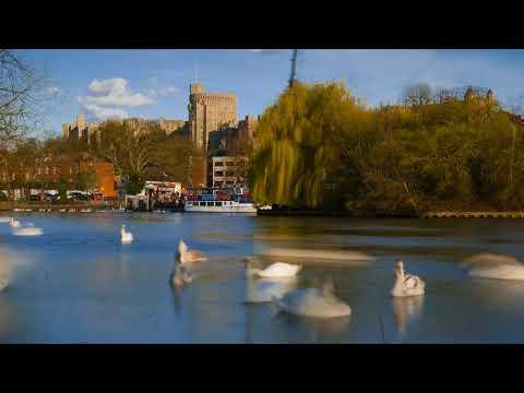 Windsor and Eton River Thames, Windsor Castle