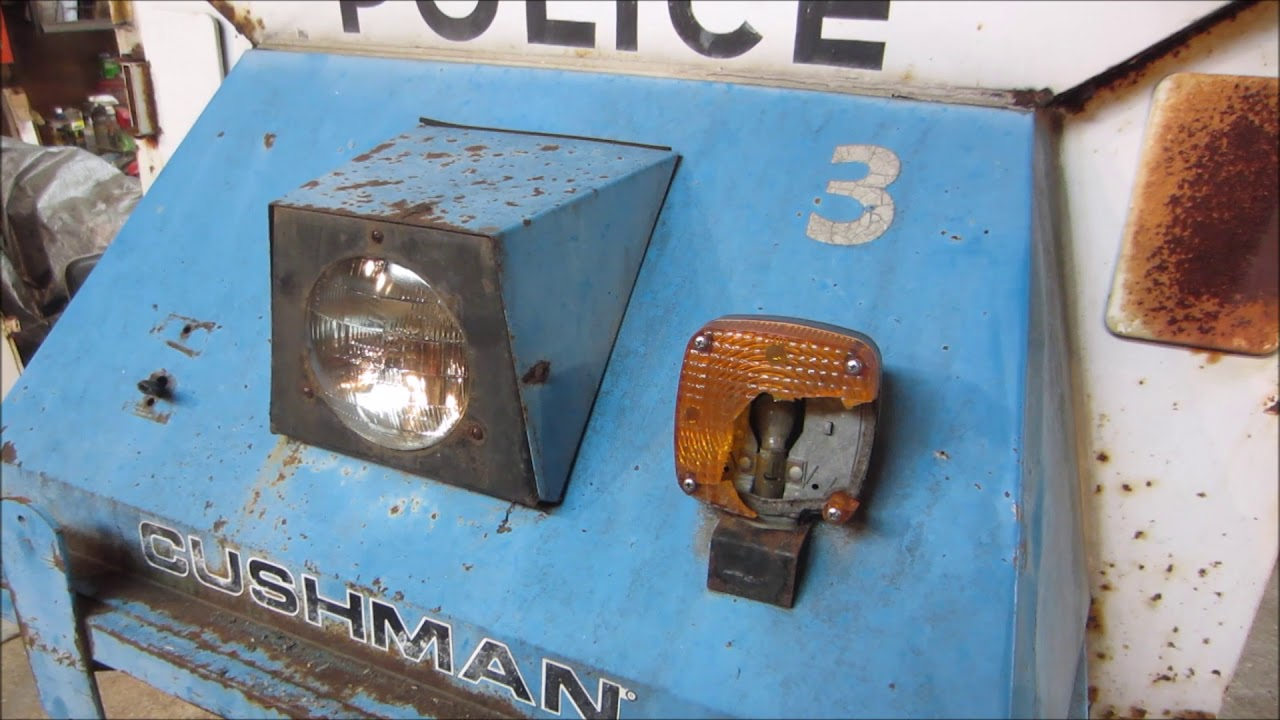 small resolution of cushman meter maid troubleshooting the wiring