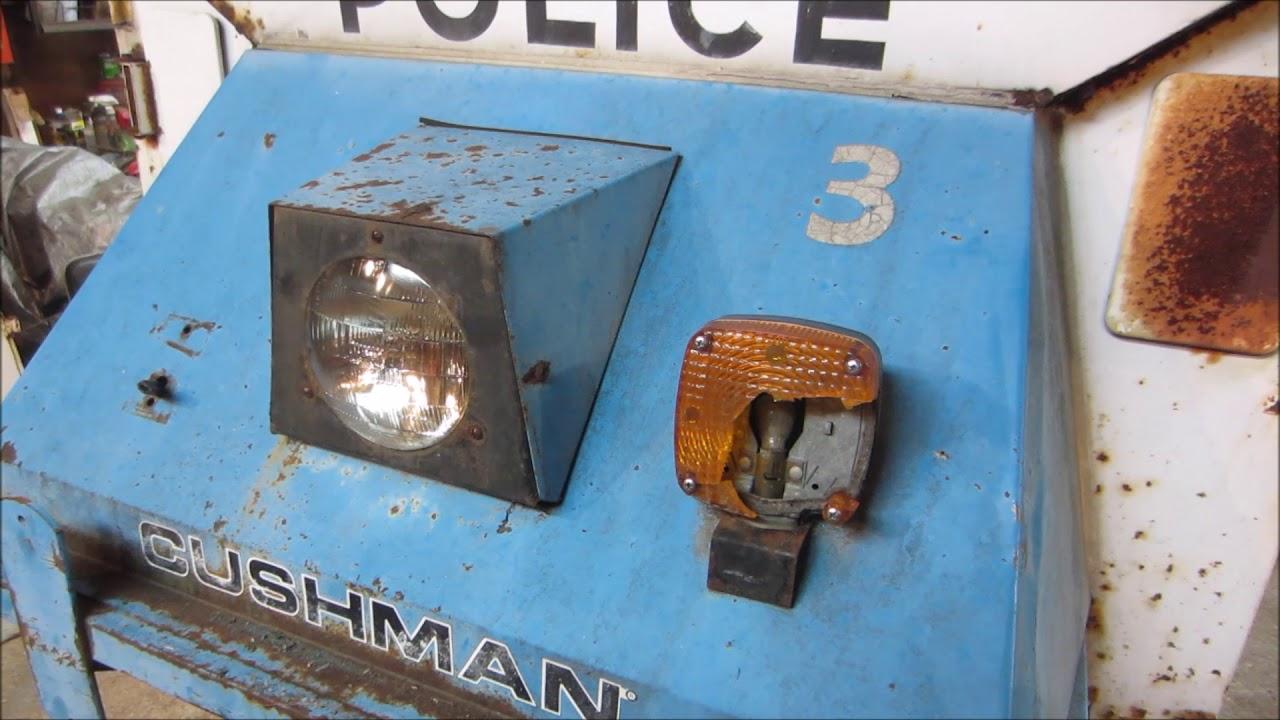 medium resolution of cushman meter maid troubleshooting the wiring