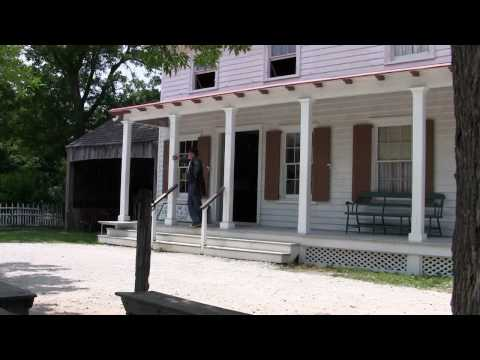 Old Bethpage Village Restoration L.I. N.Y. Canon Vixia  HFS100 part 1of 2.