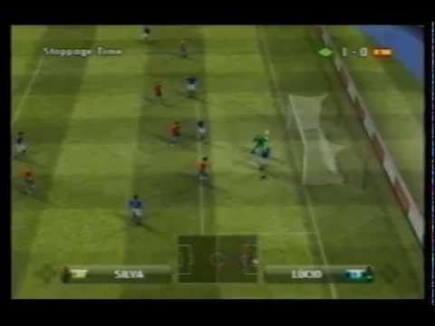 PES 2008 (PS3) International Cup Final + Ending
