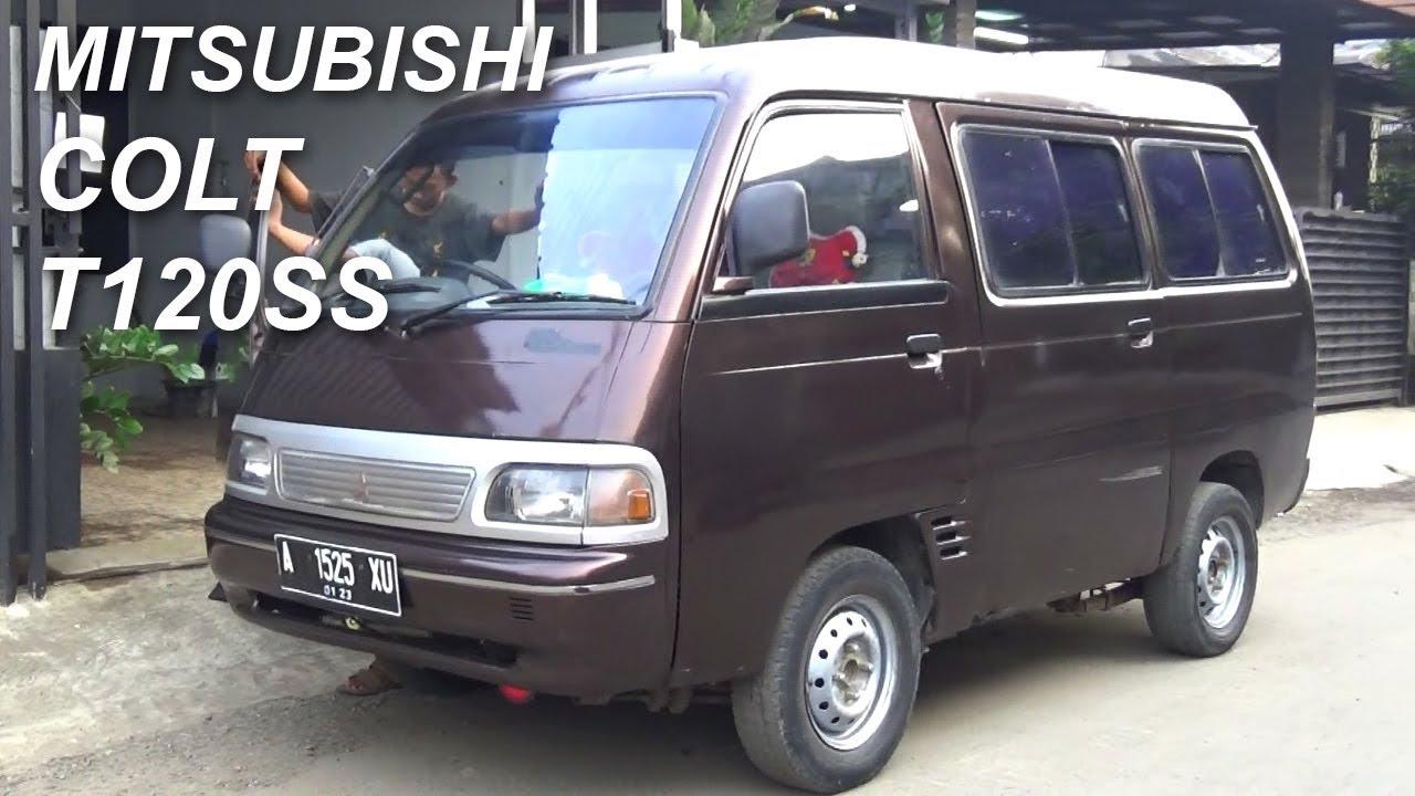1991 Mitsubishi Colt T120ss Review  U0026 Test Drive