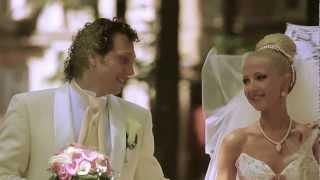 Очень красивое и трогательное свадебное видео