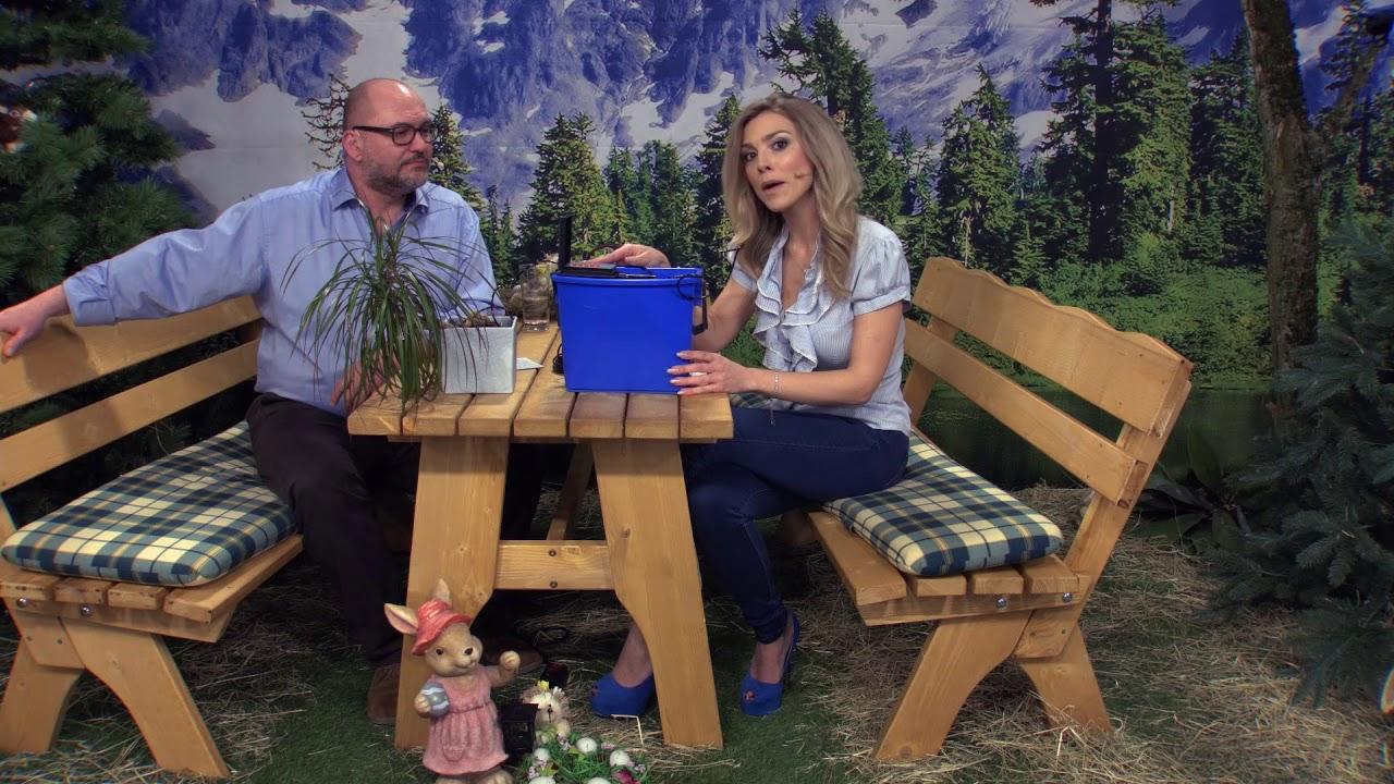 Die beste automatische Urlaubs-Bewässerungsanlage mit Katie Steiner ...