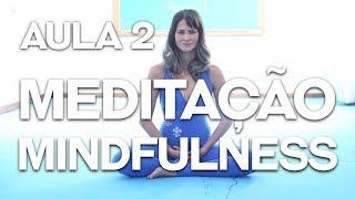 AULA 2 - meditação e mindfulness