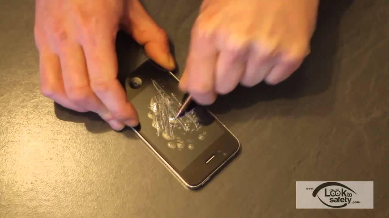 panzerfolie der perfekte schutz f r dein display auf handys und smartphones im extremtest. Black Bedroom Furniture Sets. Home Design Ideas