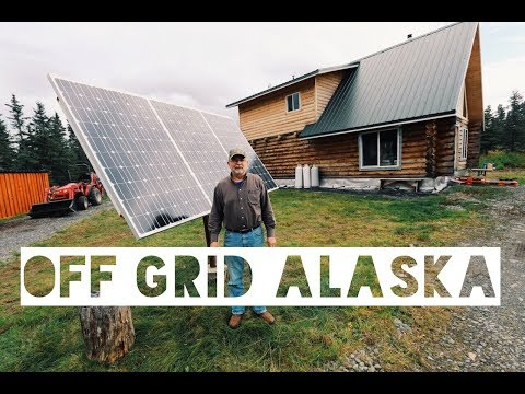 Living Off Grid (In Alaska)