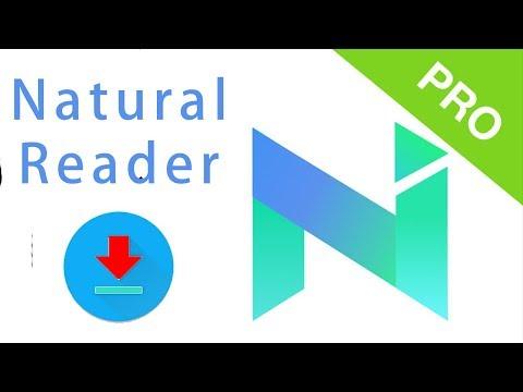 Natural Reader Profesional 15 Full Descarga e Instalación