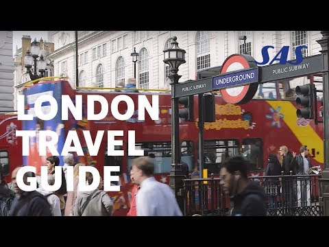 London Travel Guide: Visit London and explore London's many museums and trendy districts | SAS