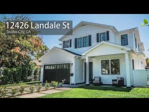 Video of 12426 Landale St, Studio City, Los Angeles, CA 91604 real estate & homes