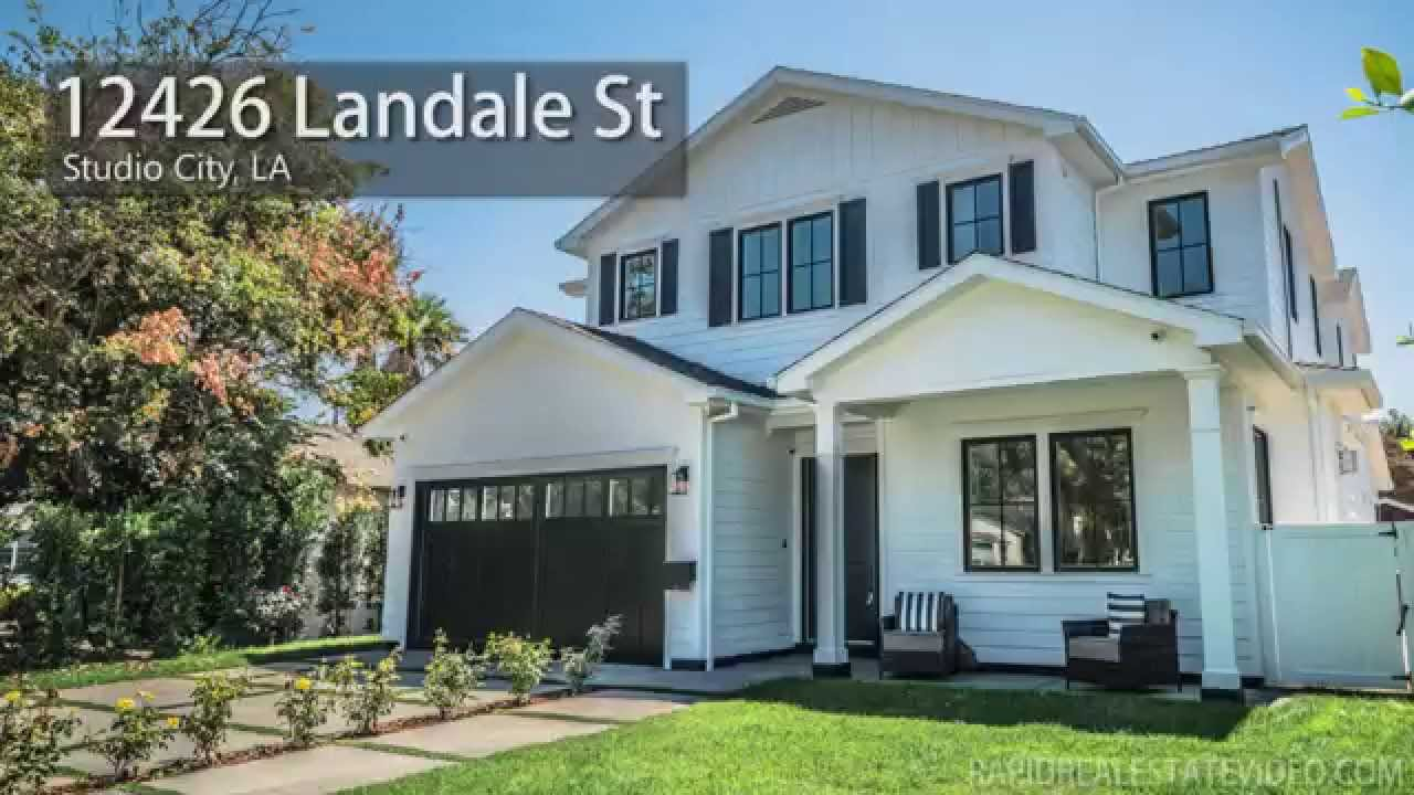 Video of 12426 landale st studio city los angeles ca for Houses to buy in los angeles