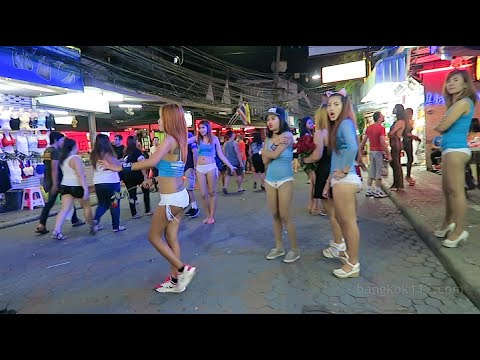 Pattaya Night Scenes – October 2015