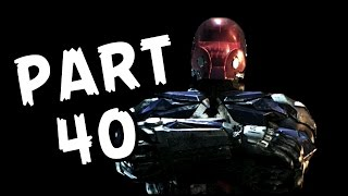BATMAN Arkham Knight - Part 40 - Who is the Knight! (Gameplay Walkthrough)