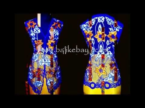 Kebaya Bali trend 2013 - YouTube