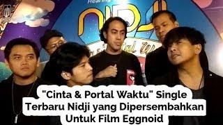 Isi Soundtrack Film Eggnoid, Nidji Kesulitan Cocokan Musik dengan Gambar