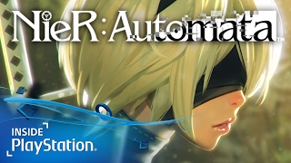 NieR: Automata – Neues PS4-Gameplay zum Action-RPG von Platinum Games