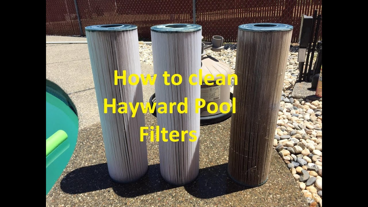Pool Filters Pool Filters How To Clean