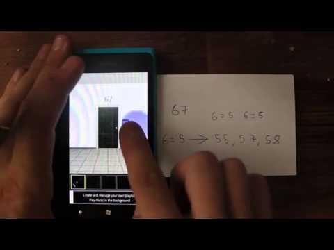 Прохождения игры Doors на Windows Phone (67 уровень)