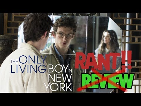 The Only Living Boy in New York REVIEW/RANT - TMP Day 16