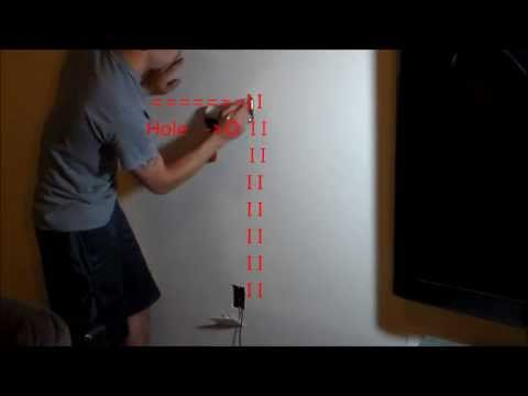 Easy Way to Fish Wires in Wall & locate Studs