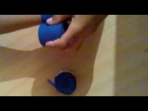 HarDWorkOut/ Как наматывать боксёрские бинты 3 способа - YouTube