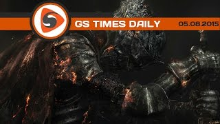 GS Times [DAILY]. Gamescom 2015 — первый день