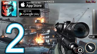 Sniper Strike Special Ops Android iOS Walkthrough - Part 2 - North Sea, PvP