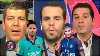 CHAMPIONS Barcelona vs PSG, serie llena de morbo. ¿Enfrentará Messi a sus próximos compañeros? | FDJ