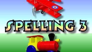 Children's: Spelling 3